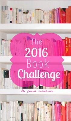 2016 Book Challenge